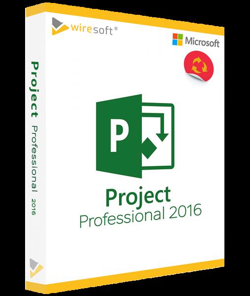 MICROSOFT PROJECT 2016 PROFESSIONAL