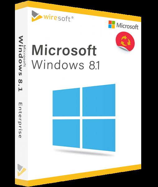 MICROSOFT WINDOWS 8.1 ENTERPRISE