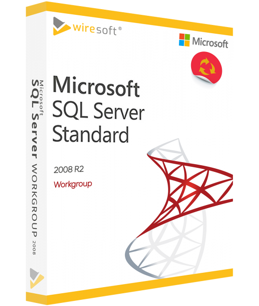 MICROSOFT SQL SERVER 2008 WORKGROUP R2