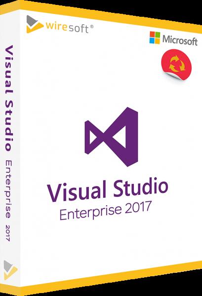 MICROSOFT VISUAL STUDIO 2017 ENTERPRISE