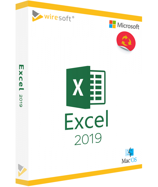 MICROSOFT EXCEL MAC 2019