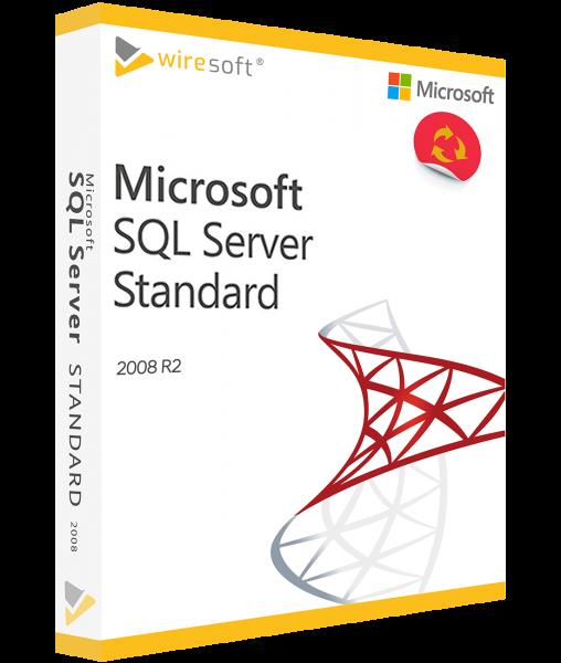 MICROSOFT SQL SERVER 2008 STANDARD R2